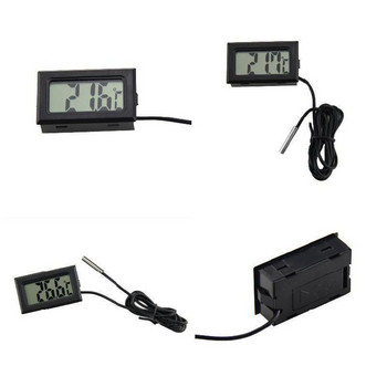 Цифров LCD термометър за хладилници,Фризери, охладители
