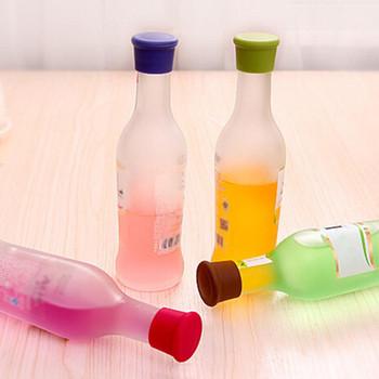 1 Бр. силиконова капачка за бутилки