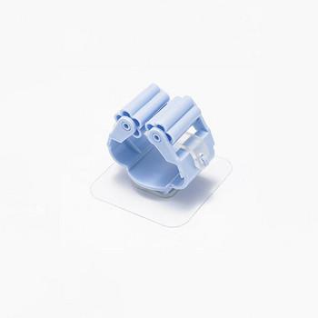Пластмасова стойка държач за метли,мопове и други