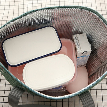 Водоустойчива термоизолационна чанта за обяд