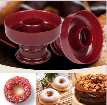 Пластмасов форма за домашно приготвяне на понички