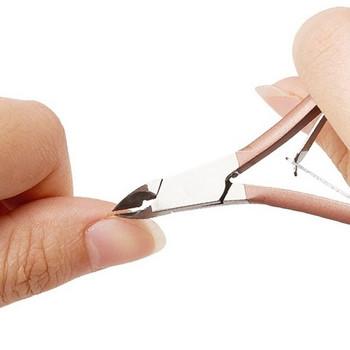 Професионални клещи за изрязване на кожички от неръждаема стомана