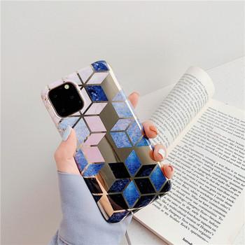 Калъф с геометрични фигури за iPhone 11 Pro Max