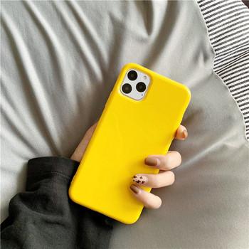 Едноцветен калъф за iPhone 11 Pro Max