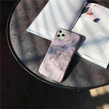 Калъф с мраморен ефект за iPhone 11 Pro Max - два модела