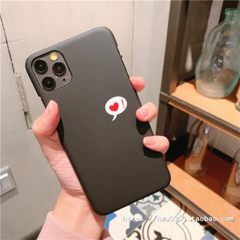 Калъф за iPhone 11 Pro Max със сърце