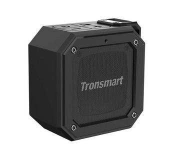 Мощна с голям бас TRONSMART Bluethoot колонка водоустойчива IPX7, противоударна, 24ч. плейтайм с едно зареждане
