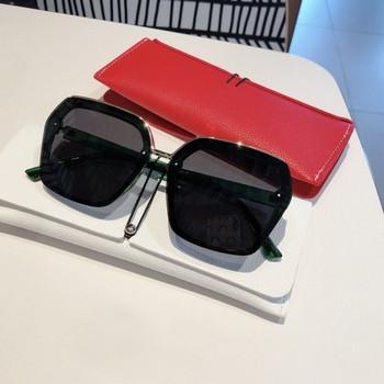 Кожен защитен калъф за съхранение на слънчеви очила