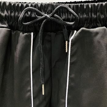 Ежедневни къси дамски панталони с връзки и джобове