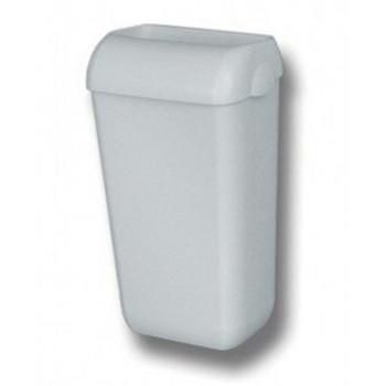 MP - кош за отпадъци, 23л, бял