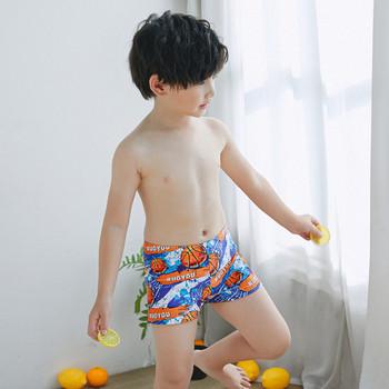 Детски  бански за момчета тип боксер