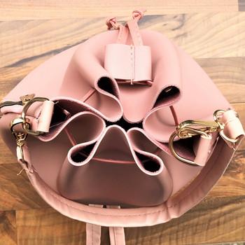 Дамска чанта-раница Frankie Pink