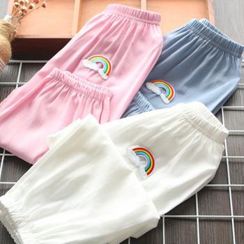 Ежедневен детски панталон дълъг за момичета
