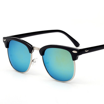 Модерни слънчеви очила в кръгла форма подходящи за мъже и жени