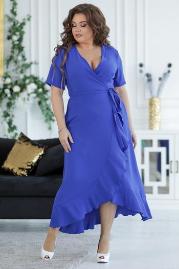 Лятна рокля с прехвърляне NAV121/2