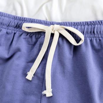 Спортно-ежедневни къси панталони с връзки
