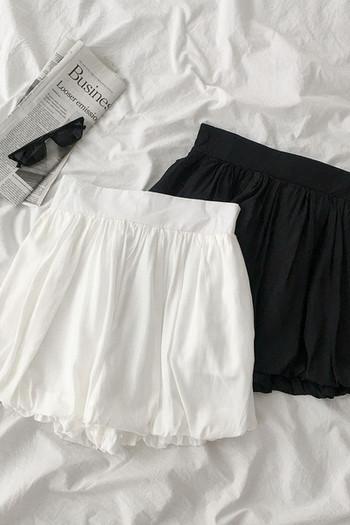 Γυναικείο παντελόνι με ελαστική μέση