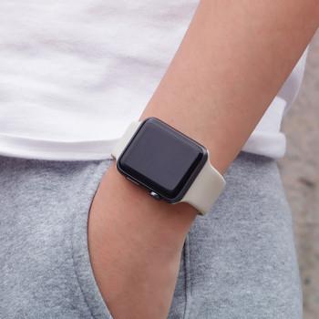 Силиконова каишка за Apple Watch