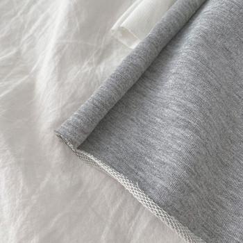 Спортно-ежедневни къси панталони с връзки и ластична талия