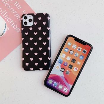 Калъф на сърца за iPhone 11 Pro Max