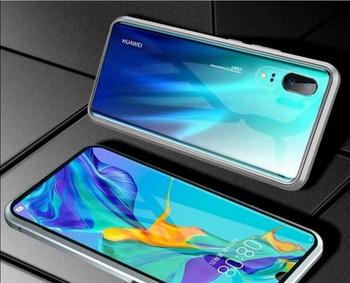 Двоен 360 градуса магнитен калъф за  Huawei P30
