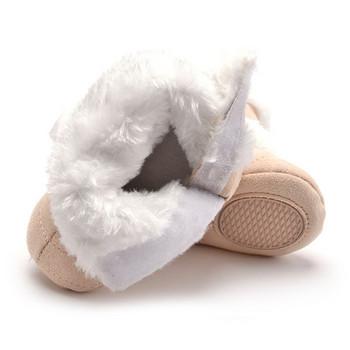 НОВ модел бебешки обувки с мека подплата подходящи за зимата