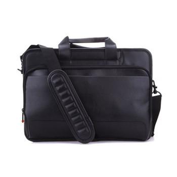 Преносима кожена чанта за лаптоп подходяща за 15.6inch