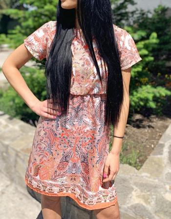 Дамска рокля Сиси