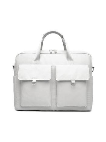 Удароустойчива чанта за лаптоп с много джобове
