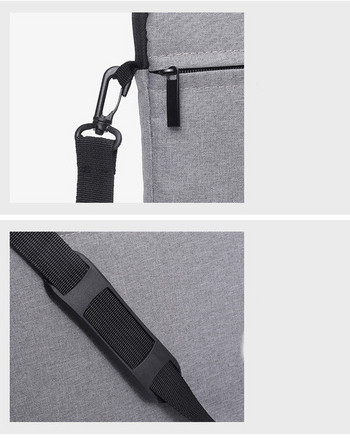 Чанта за лаптоп с къса и дълга дръжка 13 inch,14 inch,15 inch