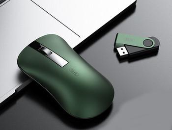 Преносима безжична мишка подходяща за  Apple / Lenovo / Dell / HP / ASUS / Huawei