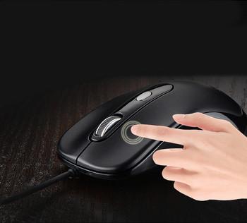 USB мишка за компютър и лаптоп