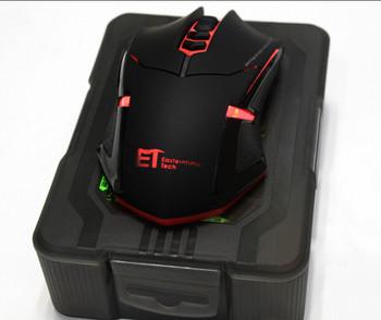 Оптична безжична мишка за лаптоп