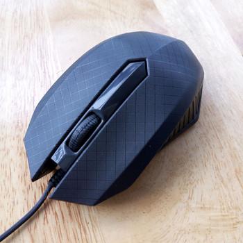 Мишка с USB кабел подходяща за лаптоп