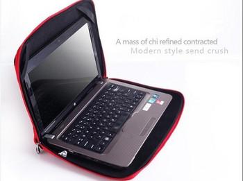 Уплътнена удароустойчива чанта подходяща за 10-инчов лаптоп
