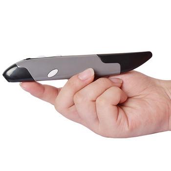 Вертикална безжична мишка-писалка