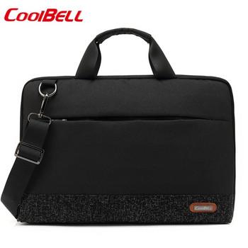 Чанта за 13.3-инчов лаптоп с къса и дълга дръжка