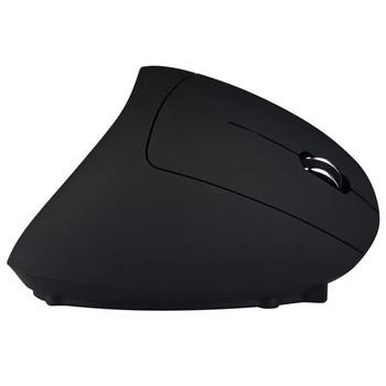2.4G безжична вградена ергономична мишка с 6 броя клавиши