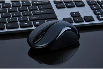 Мини безжична мишка Shuangfeiyan G3-280N