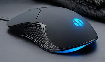 Безшумна кабелна мишка - модел Fick PB1