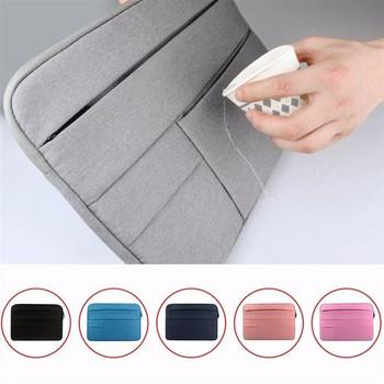 Чанта за лаптоп с три джоба