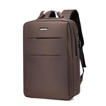 Раница за лаптоп с USB порт и джобове