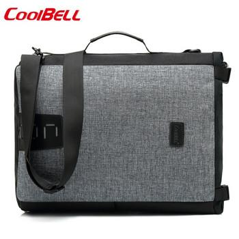 Многофункционална чанта 15,6 за лаптоп може да се носи по три начина