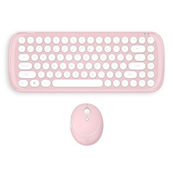Комплект клавиатура и мишка с безжично свързване