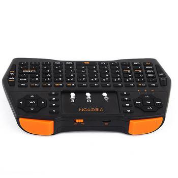 Мини клавиатура с тъчпад мишка