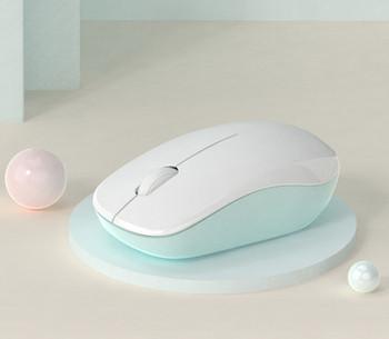 Преносима безжична мишка за лаптоп и компютър