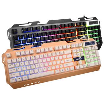 Водоустойчива геймърска клавиатура