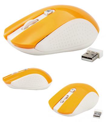 Безжична мишка за Apple Lenovo Huawei Xiaomi с 3 броя клавиши