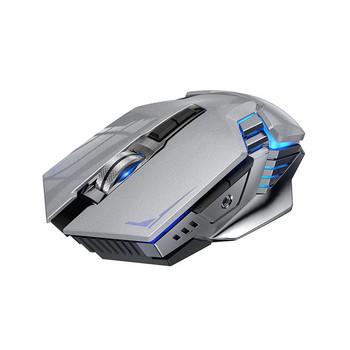 Безжична геймърска мишка за лаптоп и компютър