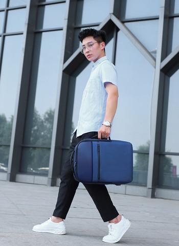 Мъжка раница за пътуване за 15.6 инчов лаптоп
